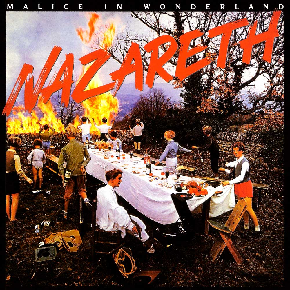 Nazareth - Malice in Wonderland (cover)