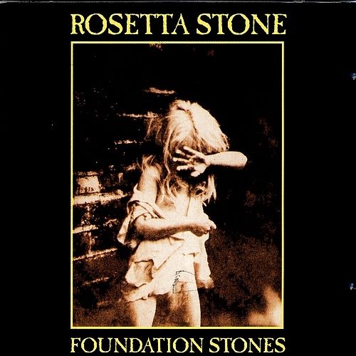 Graham Ovenden - Rosetta Stone - Foundation Stones (cover)