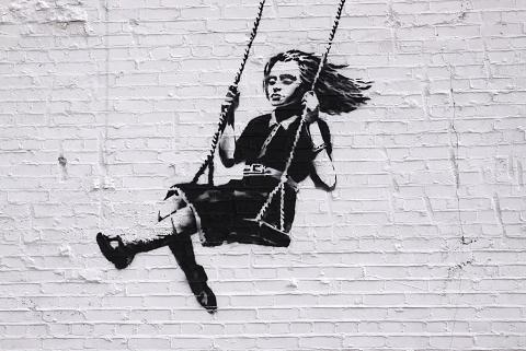 Banksy - (untitled) (1)