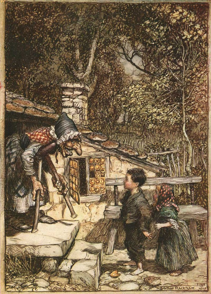 arthur-rackham-hansel-and