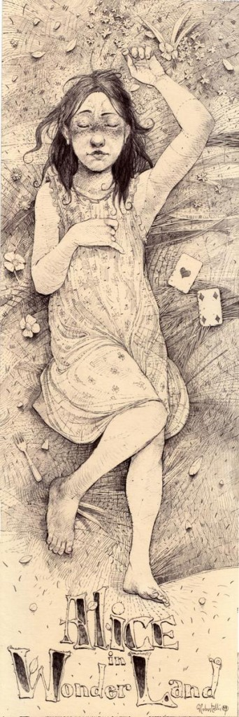 Giovanni Robustelli - Alice in Wonderland