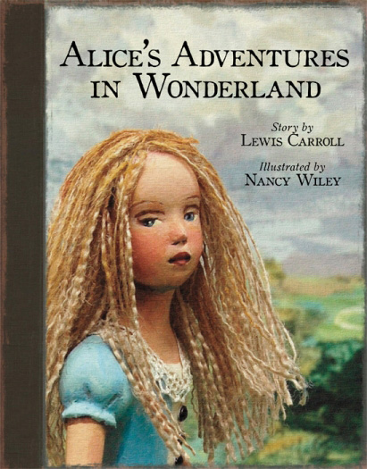 Nancy Wiley - Alice's Adventures in Wonderland (cover)