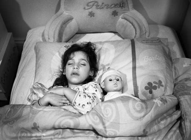 Rania Matar - Sleeping Princess, Brookline (2002)