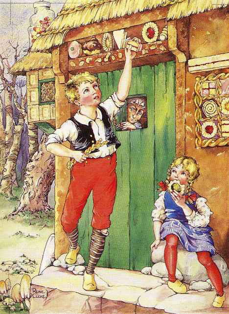 rene-cloke-hansel-and-gretel-1930s