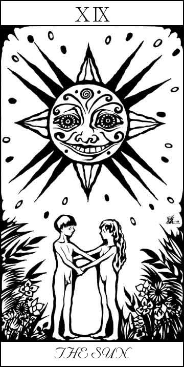 (Artist Unknown) - The Sun (8)