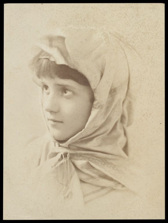 Artist Unknown - Guy Little Theatrical Photograph of Connie Gilchrist (1)