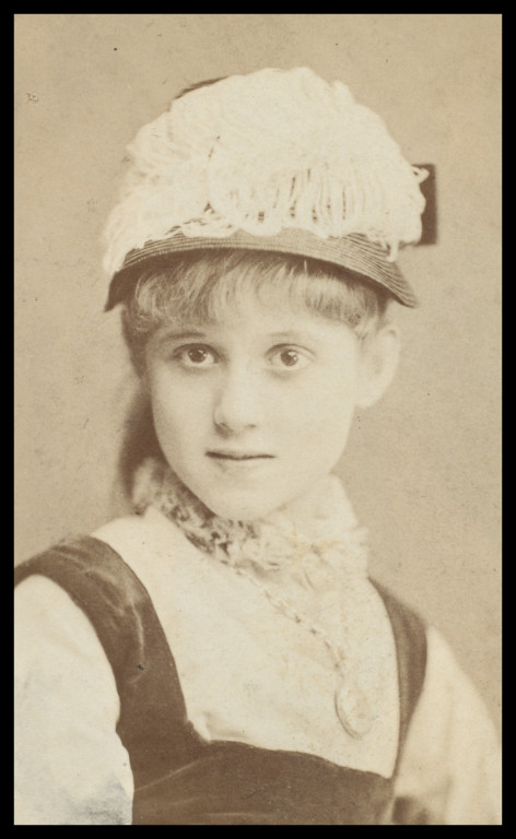 Artist Unknown - Guy Little Theatrical Photograph of Connie Gilchrist (2)