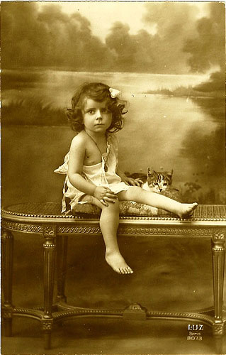 vintage-postcard-on-table