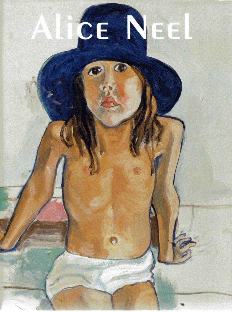Alice Neel - Alice Neel (cover; painting title unknown)