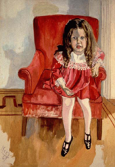 Alice Neel - (Title Unknown)