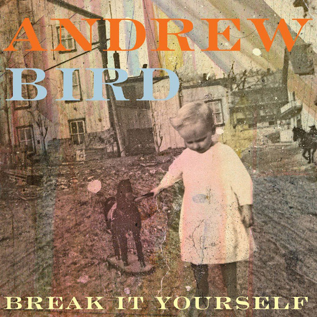 Andrew Bird – Break It Yourself (cover)