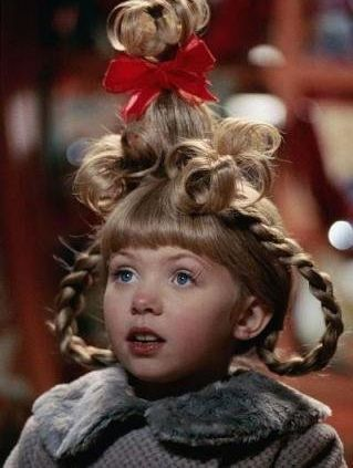 Taylor Momsen as Cindy Lou Who in 'How the Grinch Stole Christmas'