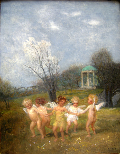 eduard-veith-children-at-play