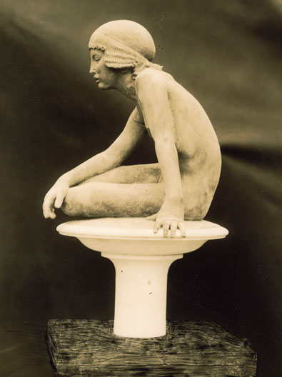 Ernest Wise Keyser - Meditation (1932) (1)