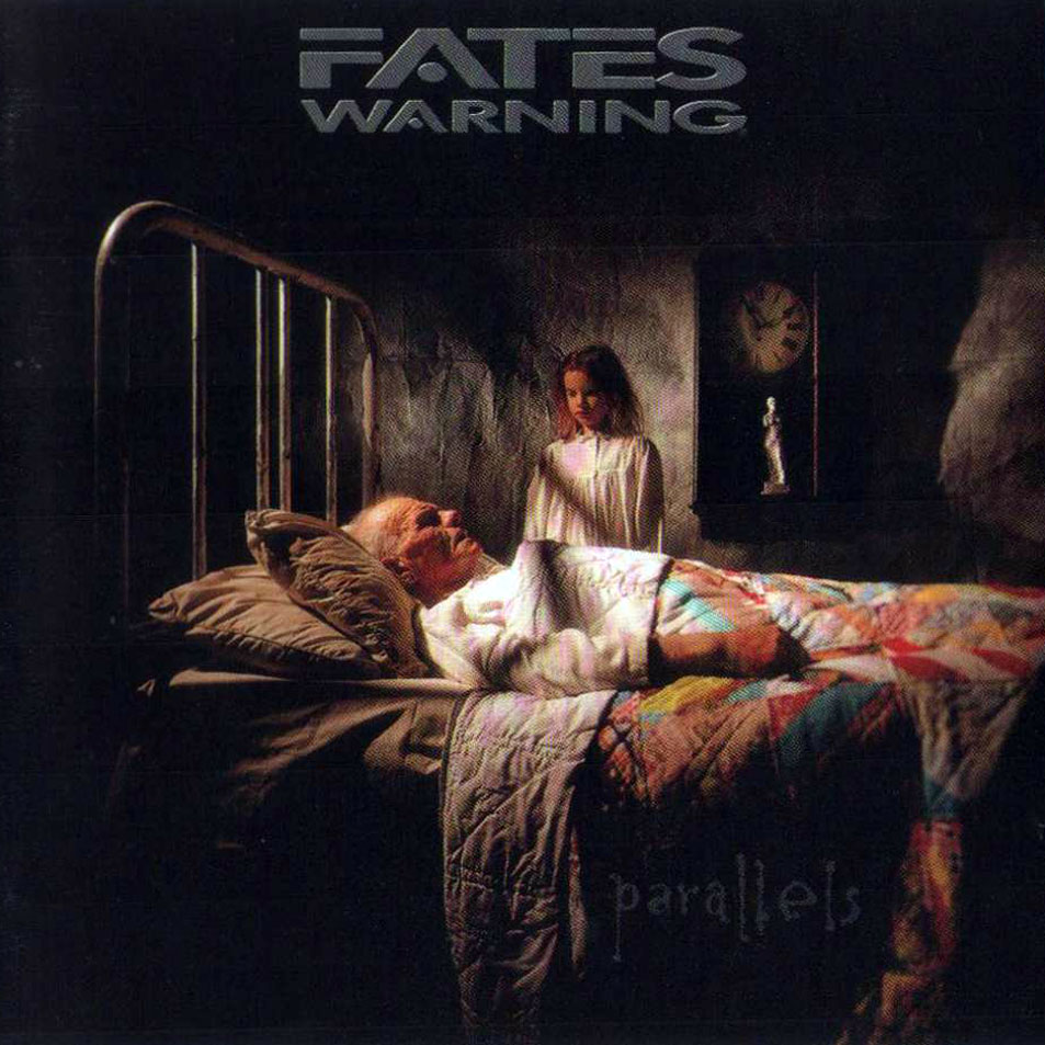 Fates Warning - Parallels (cover)