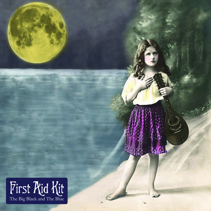First Aid Kit - The Big Black and the Blue (cover)