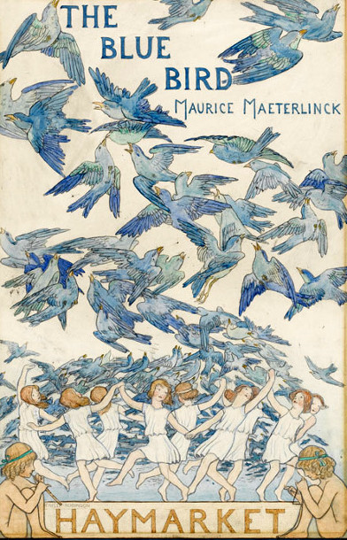 Frederick Cayley Robinson – The Blue Bird (cover)