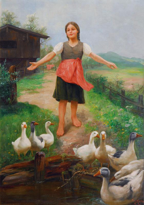 Paul Hermann Wagner – Mother Goose