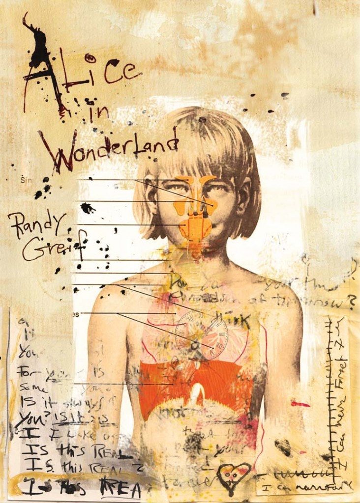 Randy Greif – Alice in Wonderland (cover)