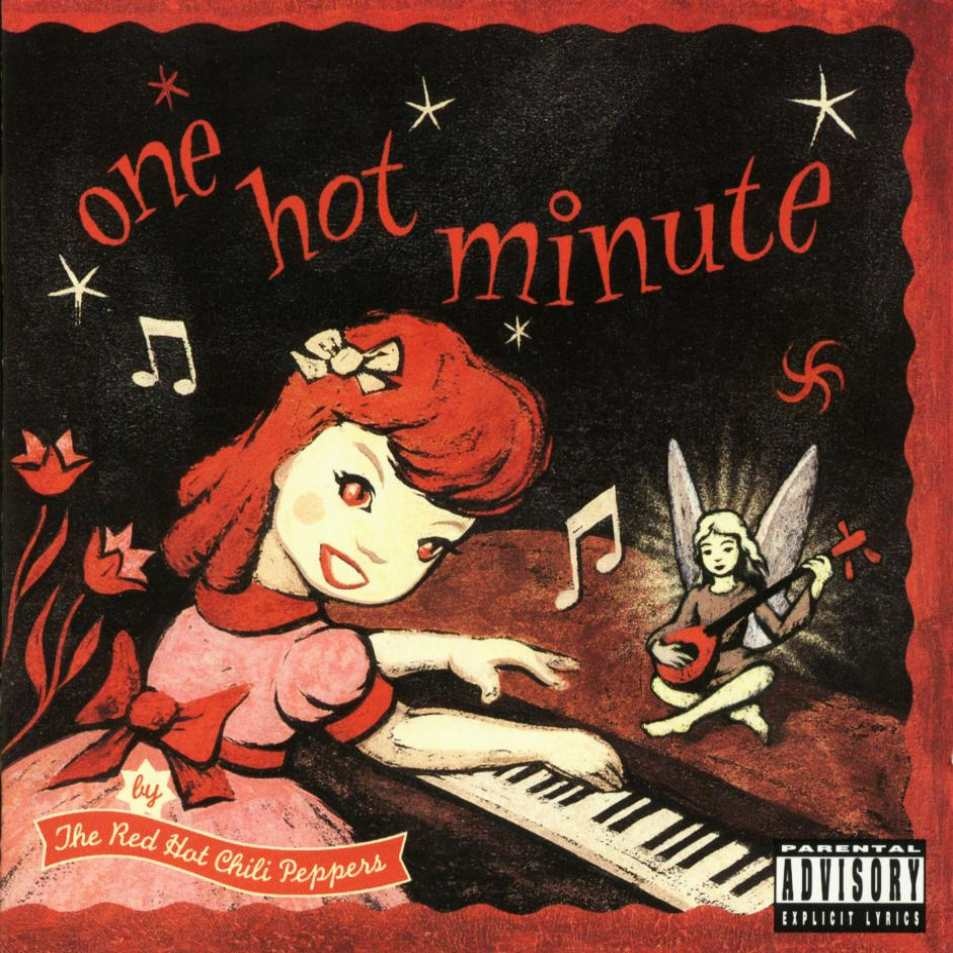 Mark Ryden - Red Hot Chili Peppers - One Hot Minute (cover)