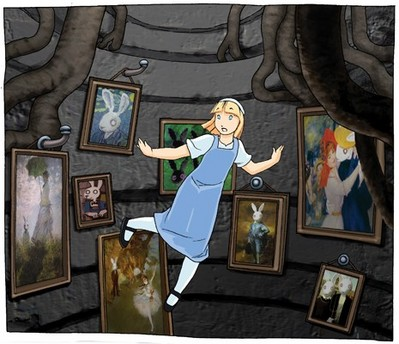 Rod Espinosa - New Alice in Wonderland