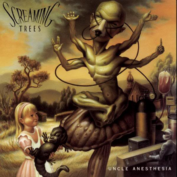 Mark Ryden – Screaming Trees – Uncle Anesthesia (cover)