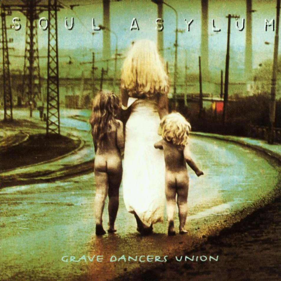 Jan Saudek - Soul Asylum - Grave Dancers Union