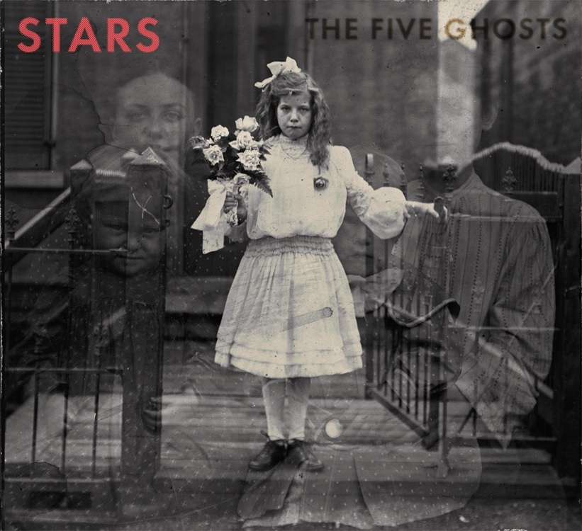 Stars - The Five Ghosts (cover)