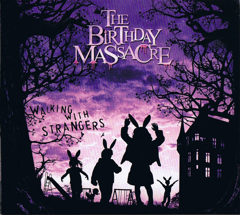 The Birthday Massacre – Walking with Strangers (cover)