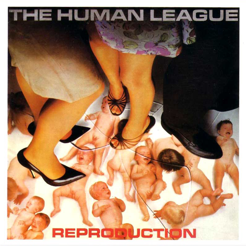 The Human League - Reproduction (cover) (2)