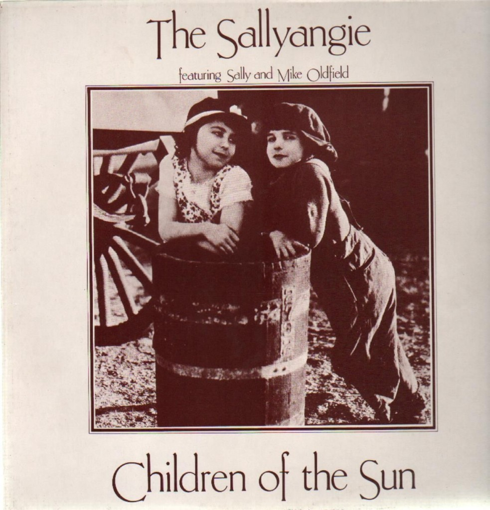 The Sallyangie - Children of the Sun (cover)