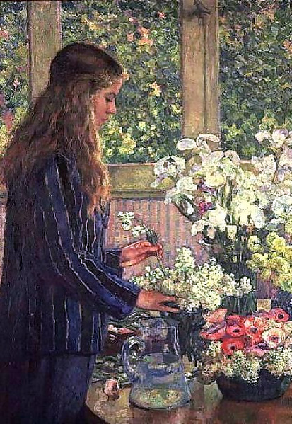 theo-van-rysselberghe-young-girl-with-a-vase-of-flowers