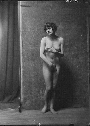 Photographer Unknown - Isadora Duncan, Dancer