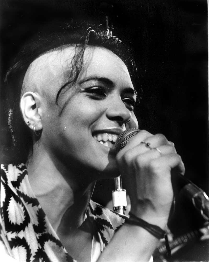 Photographer Unknown – Annabella Lwin (1982)
