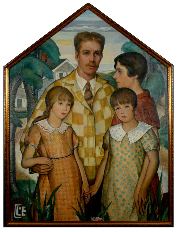 William L'Engle - L'Engle Family (1924)