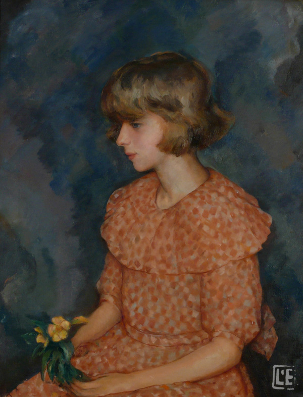 william-lengle-portait-of-madeleine-1924