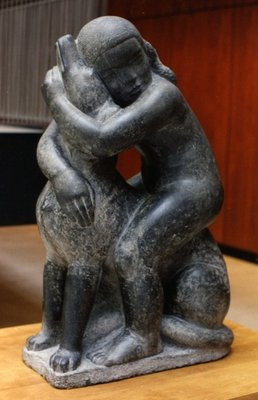 William Zorach - Affection (1933) (2)