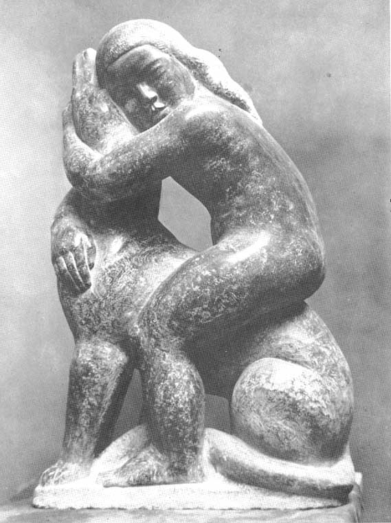 William Zorach - Affection (1933) (4)