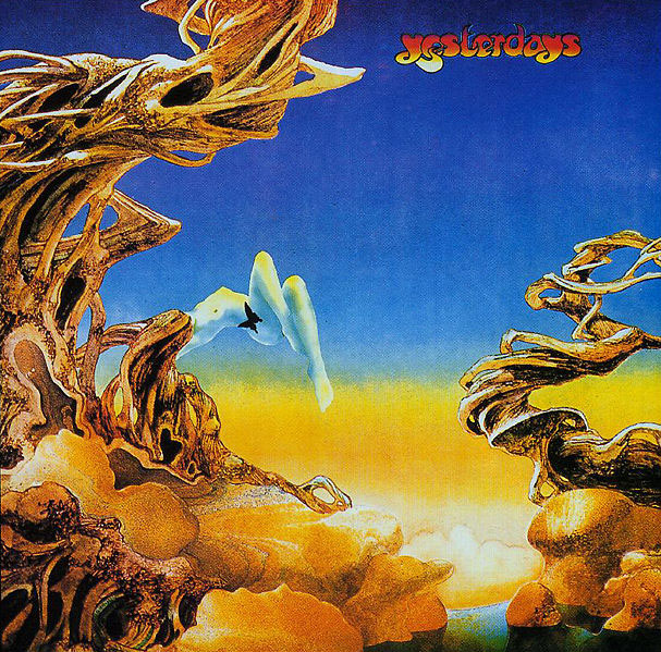 Roger Dean - Yes - Yesterdays (front cover)