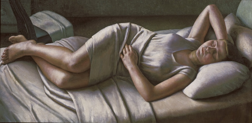 Dod Procter - Morning (1926)