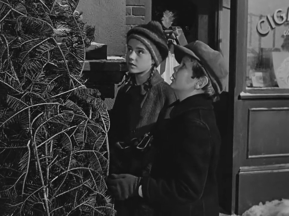 Betty Smith and Elia Kazan - A Tree Grows in Brooklyn (1945) (1)