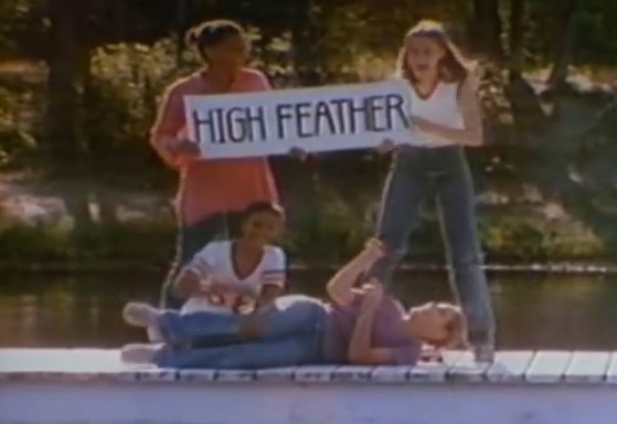 Yanna Kroyt Brandt, Judy Seeger and Terence Taylor - High Feather Welcome to Camp (1980) (1)