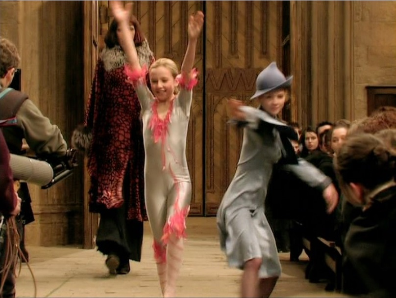 J.K. Rowling, Steve Kloves and Mike Newell - Harry Potter and the Goblet of Fire (outtakes) (2)