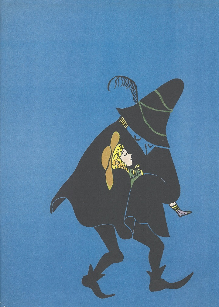 Tomi Ungerer - The Three Robbers (1961) (2)