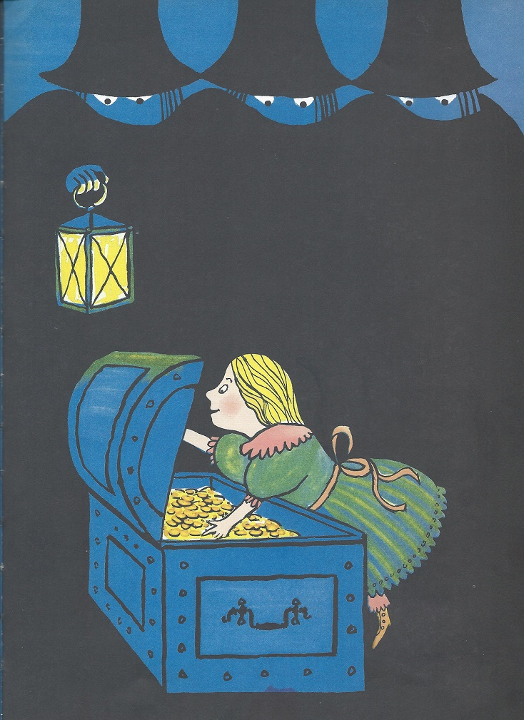 Tomi Ungerer - The Three Robbers (1961) (4)