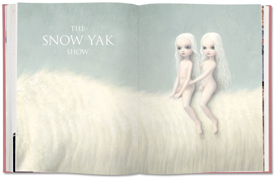 "Mark Ryden - from ""Pinxit"" (2011); The Long Yak (2008)"