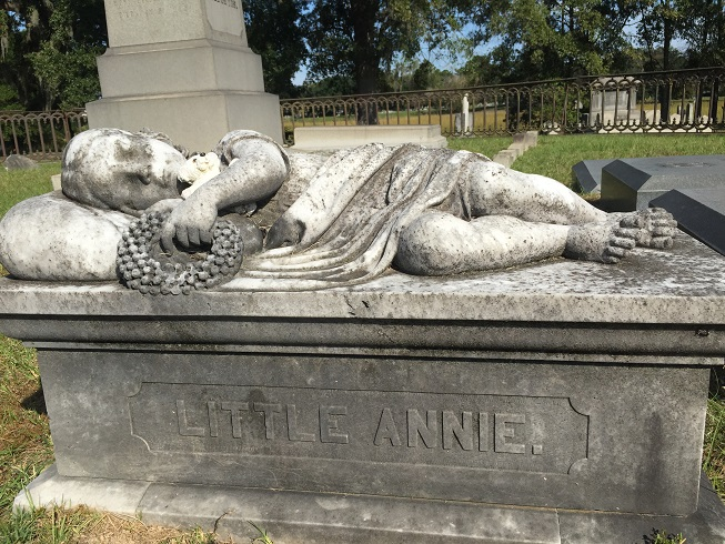 (Artist Unknown) - Tomb of Annie Aiken (1856) (3)