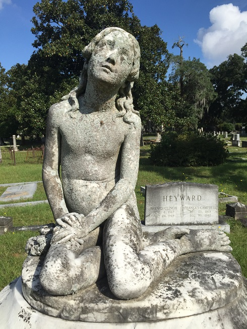 (Artist Unknown) - Tomb of Eliza Burnwell Heyward (1871) (2)