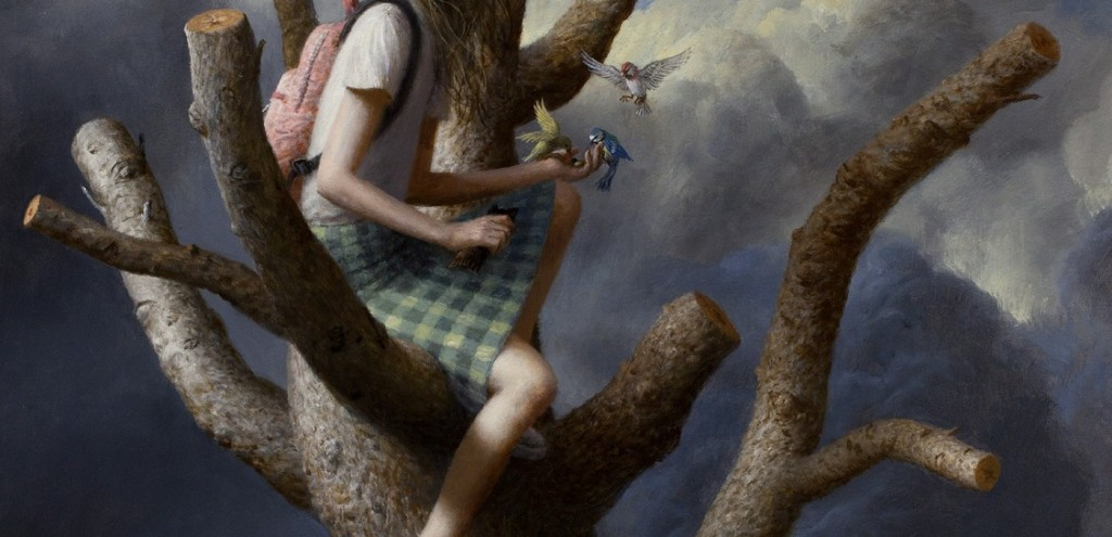 Aron Wiesenfeld - The Tree (2012) (detail)