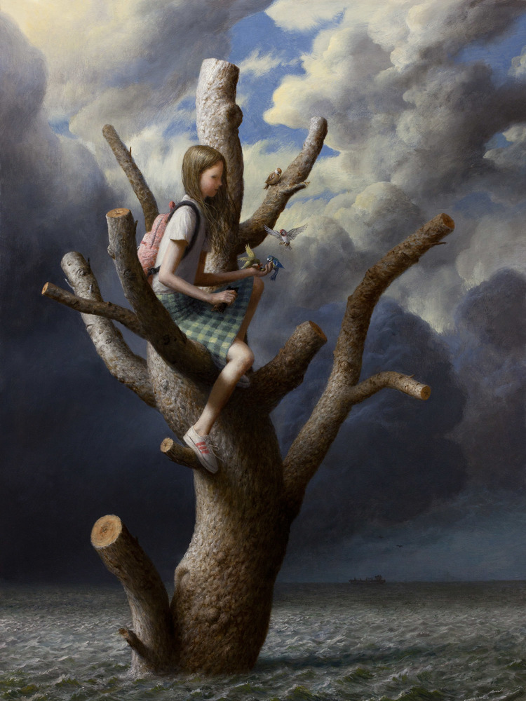 Aron Wiesenfeld - The Tree (2012)